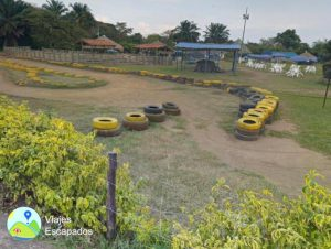 Hacienda La Gloria - Pista MotoCars