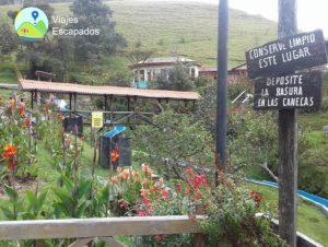 Entrada Termales AguaTibia