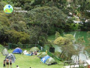 Camping y Lago - AguasTibias