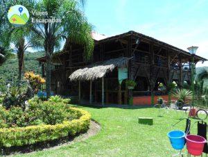 Restaurante - Ecoparque Vayju