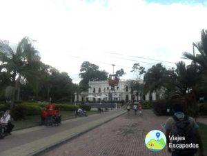 Plaza Parque del Café