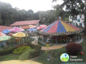 Atracciones Infantiles Parque del Café