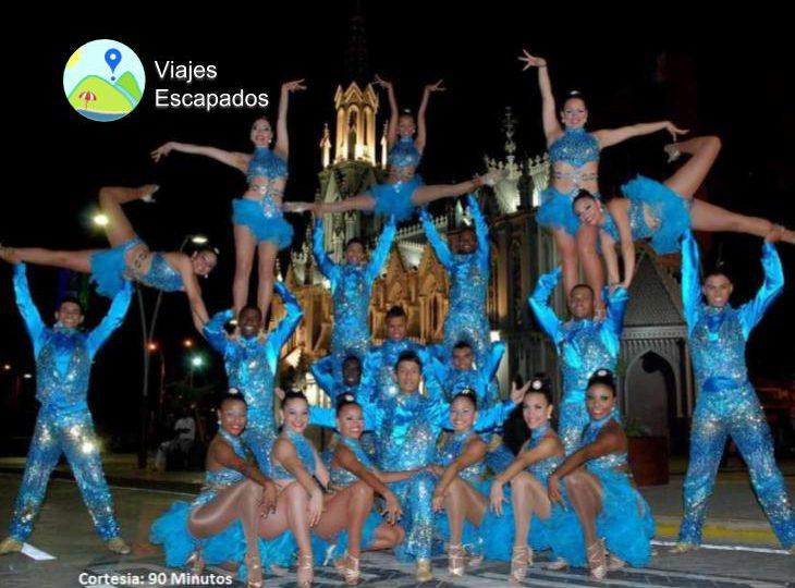 Bailarines Profesionales Festival Mundial de la Salsa Cali 2018