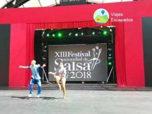Competencias Profesionales Festival Mundial de la Salsa Cali 2018