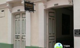 Entrada al Museo del Señor de los Milagros