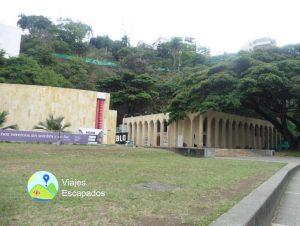 Museo la Terturlia desde la via