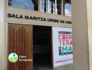 Sala Maritza Uribe - Museo La Tertulia
