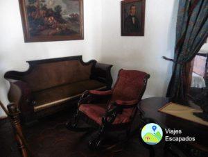 Sala Hacienda el Paraíso - Viajes Escapados