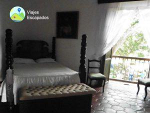 Alcoba Hacienda el Paraíso - Viajes Escapados