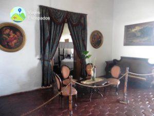 Entrada Alcoba Hacienda el Paraíso - Viajes Escapados