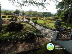 Jardines Hacienda el Paraíso - Viajes Escapados