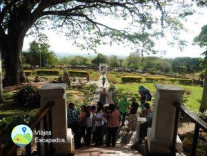 Entrada Hacienda el Paraíso - Viajes Escapados