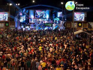 Eventos de salsa en Canchas Panamericanas