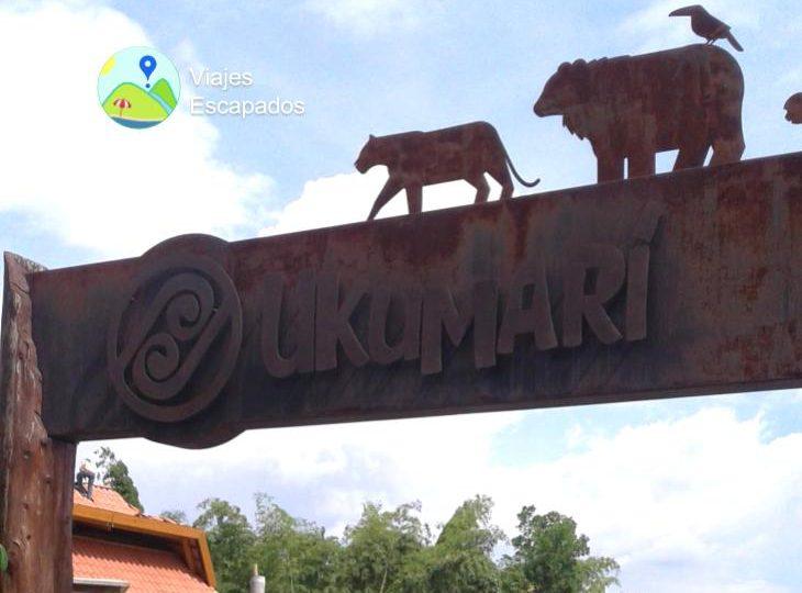 Ingreso Parque Ukumari
