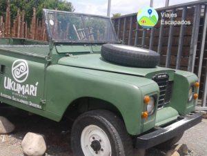 Jeep - Bioparque Ukumari