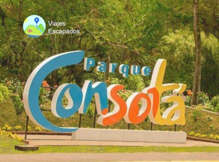 Entrada Parque Consotá